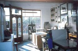 Click the image for a view of: HGPrintmakers studio - 148 Lower Main Road, Observatory, Cape Town, South Africa
